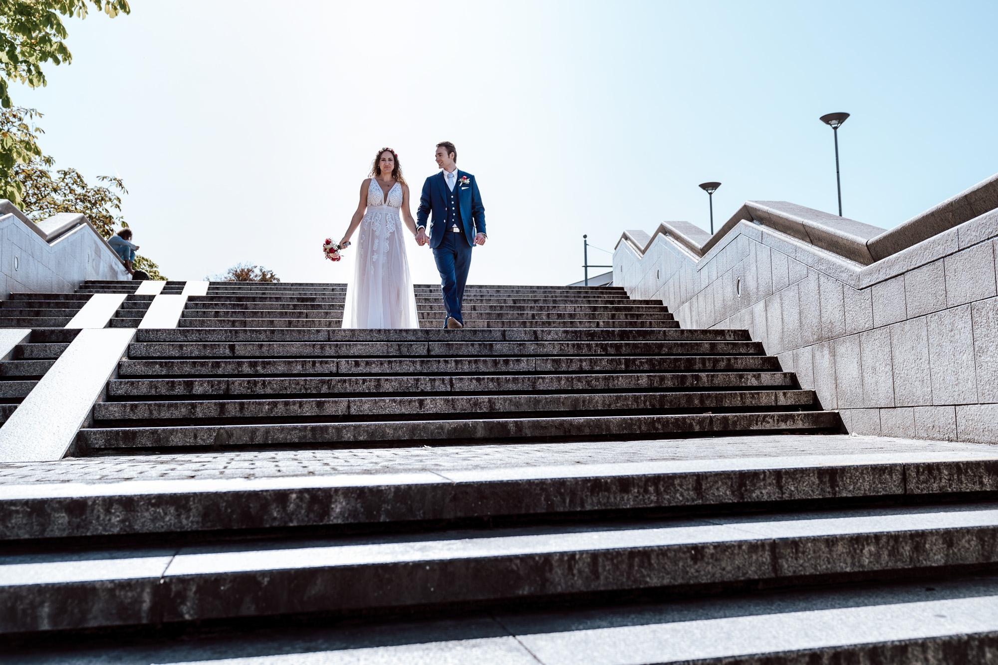 Hochzeitsfotografie im Standesamt Freiburg